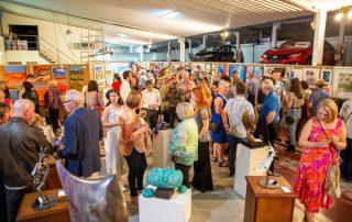 nundah festival art show artist creative village loving local support event brisbane northside september community