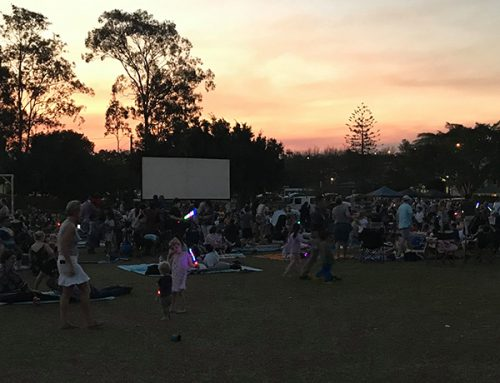 Christmas Movie in the Park – Friday, 4 December 2020